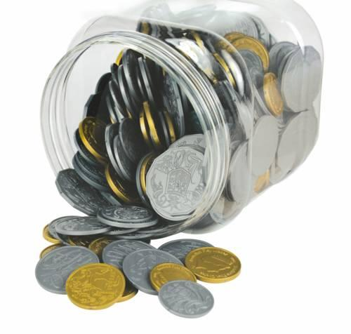 play-money-coins-340pc-australian-currency