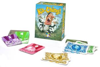 Gamewright Ka-Ching! A Buy the Numbers Card Game!