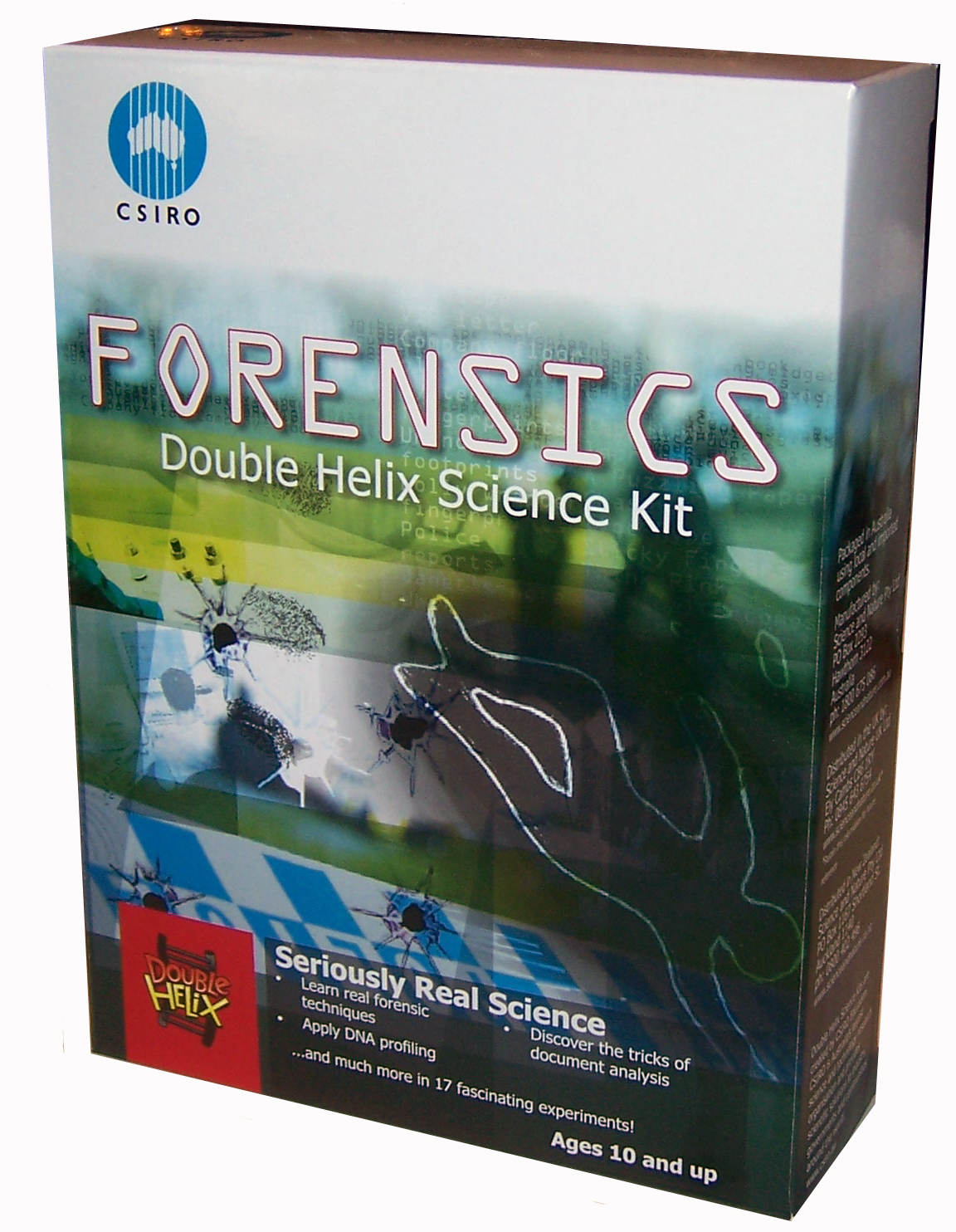 forensics-double-helix-science-kit