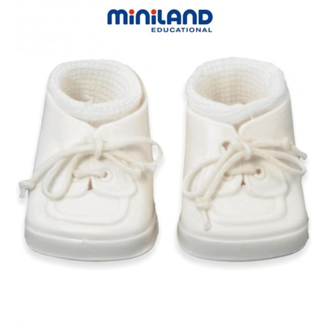 Miniland Educational Shoes for Dolls