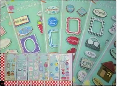 set-of-6-scrapbooking-sticker-sheets-3d-board-designs
