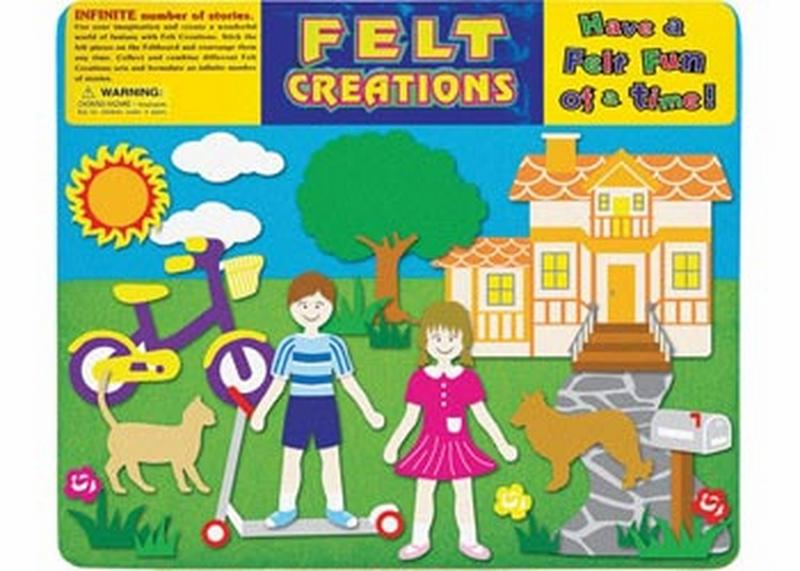 Felt Creations Board Riding Bikes and Scooters