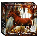 Heavenly Horses Puzzle – Forest Enchantment