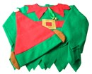 Little Elf Kids Dress Up Costume