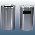 360,450,600mm Dia Litter, Ash Bins
