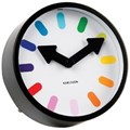 Karlsson Kids Rainbow Clock