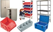 Storage - Shelving - Racking