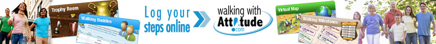 Can you step up to the challenge? WalkingwithAttitude.com