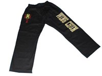 Kung Fu Training Pants, heavy cotton