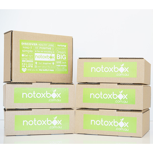 notox box 6 month subscription