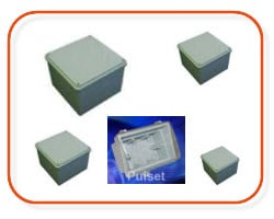 Adaptable boxes, 140 x 140 all sizes, electrical supplies, clipsal boxes - buy Sparky Direct