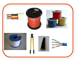 Electrical cable - Twin and Earth - Solar Cable - Sparky Direct