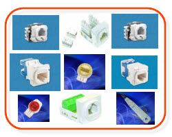 Telephone, data, scotch locks, Punch down tools, Rj6 mechs - buy online and save at Sparky Direct