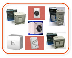 isolators, IP66, 20 amp Isolators, Clipsal Isolators, Clipsal Switches -buy online and save at Sparky Direct