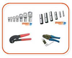 Electrical supplies tools, lugs, crimpers - buy online at Sparky Direct
