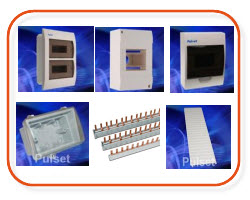12 pole, 8 pole, 24 pole, 36 pole enclosures, Flush Mount or surface mount -buy online and save at Sparky Direct