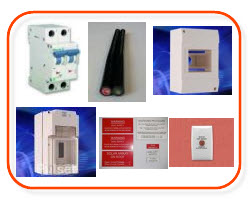 Solar products, solar isolators, solar cable, solar stickers - buy online electrical supplies at Sparky Direct