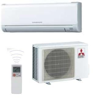 Mitsubishi Electric Air Conditioners Msz Ge25vad Kit 2 5