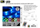 LED DIY Modular Colour Strip Light 17560
