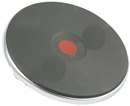 Stokes 3532 Small Solid Hotplate for Chef Glass Hob Cooktops 145mm 1500W .