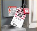 Out of Service Tags Laminated - Pack of 10