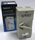 NLS - Single Pole 35Amp 250v Isolating Switch (IP56 Rated) - 30214