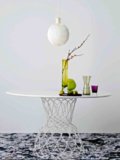 Re-Trouve Tables and Vases by Patricia Urquiola for Emu