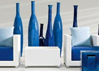 InOut 91/92/93 Vases by Paola Navone for Gervasoni