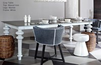 Gray 33 Dining table by Paola Navone for Gervasoni