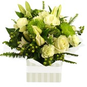 Gorgeous White Flowers, Arrangements From $65