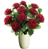 Beautiful Red Rose Bunch, From $60