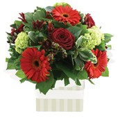Arrangement With Red Tones, From $65