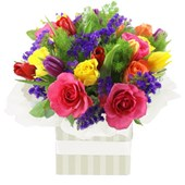Bright Mixed Flowers,  Arrangements From $65