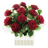 Beautiful Red Rose Arrangement, From $70