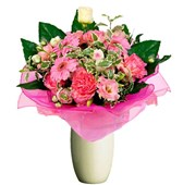 Stunning Pink Flower, Bunches From $55