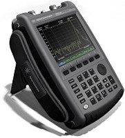 RENTAL: 4 GHz FieldFox RF analyser for hire