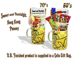 Hong Kong Phooey Mug with/without a Fanriffic Selection of 70's or 80's Sweets