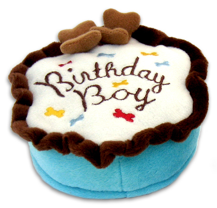 Birthday Cakes Dogs On Dog Lover Gift Get Pink For Girls And Blue Boys A