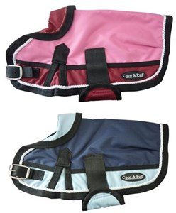 Waterproof Dog Coat 3022 (Small and Medium Doggies)