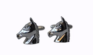 Horse Cufflinks by Coco & Pud
