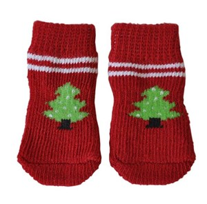 Christmas Pet Socks