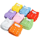 One Size Fits Most Pocket Nappy - Velcro Closure