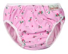 Imse Vimse Swim Nappy - Pink & White Flower - All Sizes