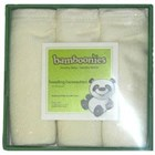Bamboonies 3 Pack Bamboo Face Washers