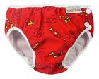 Imse Vimse Swim Nappy - Red Fish - All Sizes