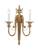 Crystorama Arlington Wall Sconce 7002-OB