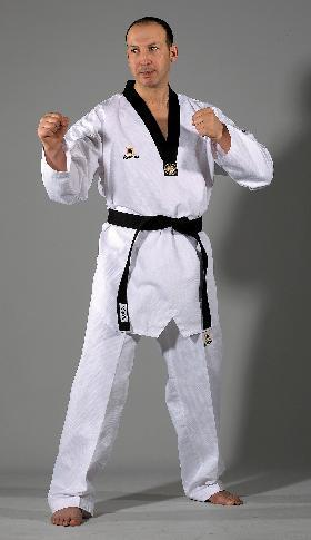 New Competition TKD Uniform Made in Korea