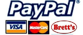 VISA MASTERCARD PAYPAL PAY QUICK AND EASY NOW