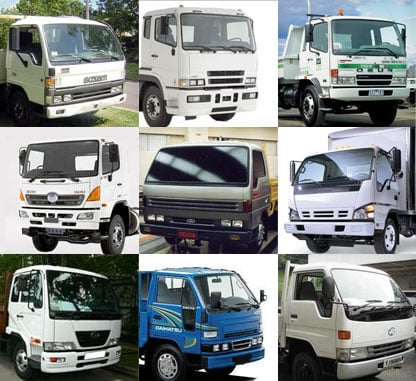REPLACEMENT TRUCK PARTS TO SUIT ISUZU   HINO   FUSO   TOYOTA DYNA U0026 COASTER    DAIHATSU DELTA   MITSUBISHI   ROSA BUS   NISSAN UD   FORD TRADER   MAZDA  T ...