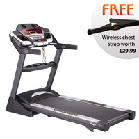 Fuel Fitness 2012 X6 Folding Treadmill